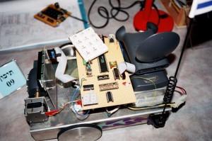 רובוט מונחה דיבור